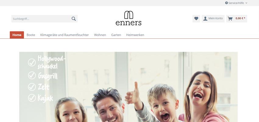 Enners.Shop (Onlineshop)